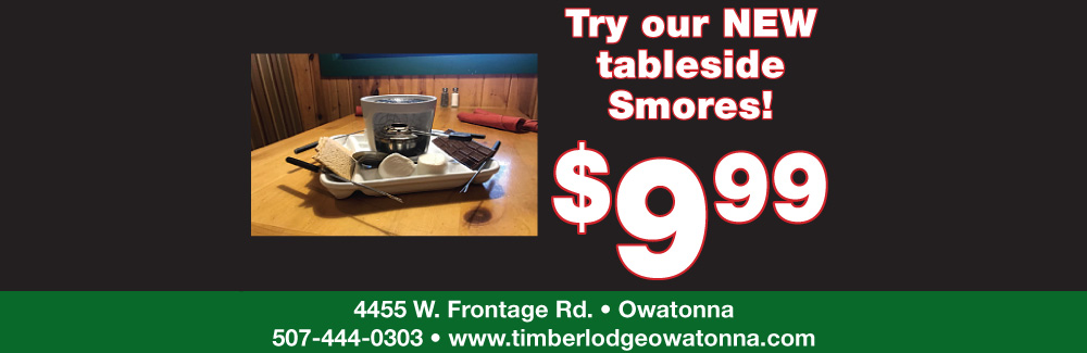Tableside smores